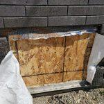 Step 7: Ensure the sheathing is re-attached properly.